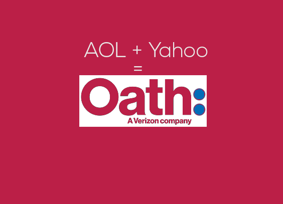 Yahoo + AOL is now Oath